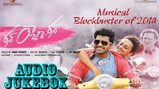 Mr. Nokia - Run Raja Run Official Full Songs Juke Box | Sharwanand | Seerat Kapoor