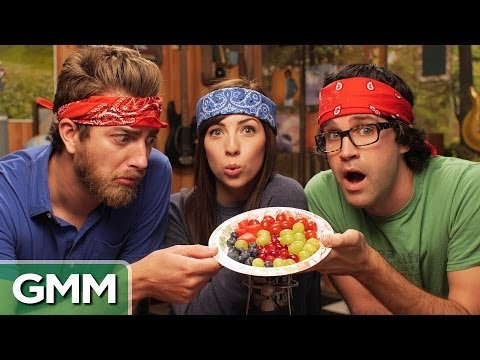The Blind Berry Taste Test