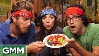 The Blind Berry Taste Test