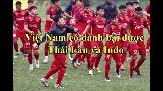 U23 Châu Á-Việt Nam có mạnh hơn Thái Lan và Indonesia