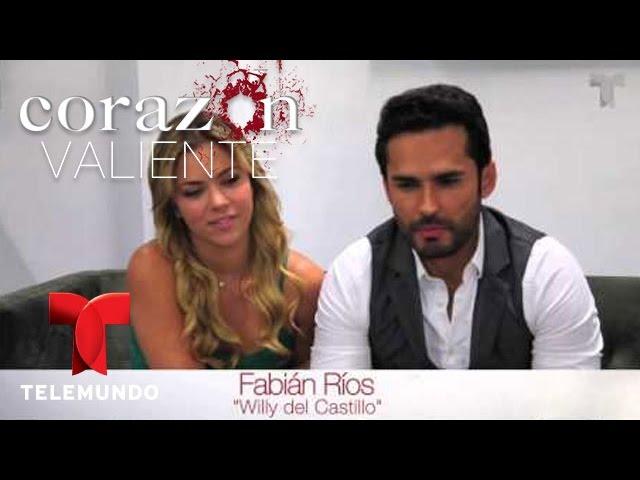 Corazón Valiente | Ximena y Fabián dicen hasta luego | Telemundo Novelas