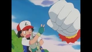 Ash And Team Rocket Play Rock, Paper, Scissors