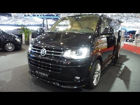 KLASSEN VOLKSWAGEN T5 Multivan VIP Luxus Exclusiv Business Van - Exterior and Interior Walkaround