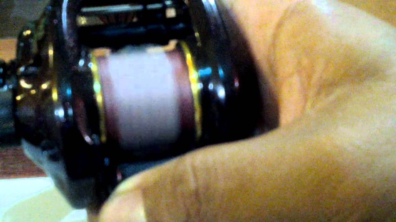 Катушка Shimano Scorpion DC L - YouTube