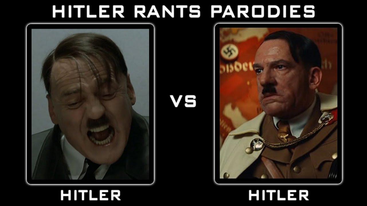Hitler Vs Inglourious Hitler