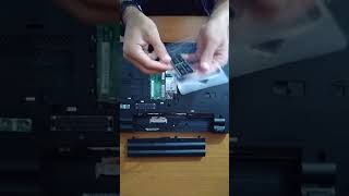 Cara Upgrade RAM 2x8gb Lenovo Thinkpad T430