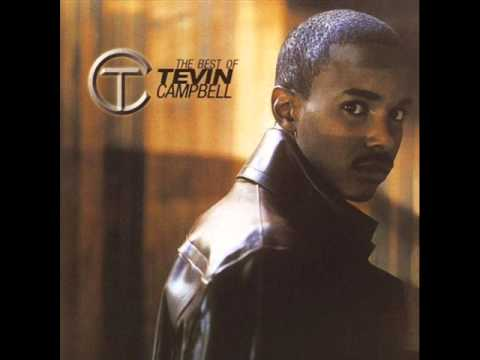 Tevin Campbell - Alone With You