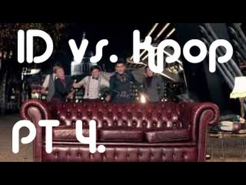 One Direction Vs. Kpop Part 4 video