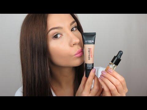 Что за масло наносят на лицо для макияжа
