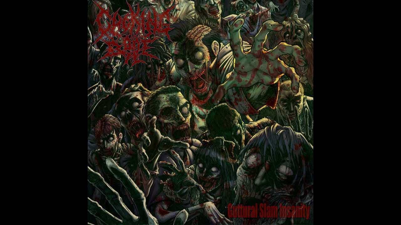 Bleeding Through Album Covers Bleeding Abnormity Cover