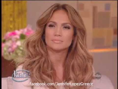 Jennifer Lopez on 'Katie' Couric Show 14/9/12 (Part 2/3)