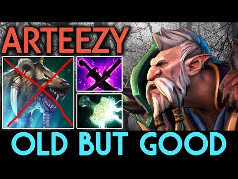 Arteezy Dota 2 [Lone Druid] No Bear - Old But Good