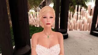 Neel & Joanie Second Life Wedding - 9.14.18