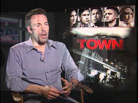 THE TOWN Interviews With Ben Affleck, Jon Hamm, Jeremy Renner, Rebecca Hall And Blake Lively