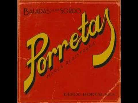 Thumbnail of video LOS PORRETAS:  JODIDO FUTURO
