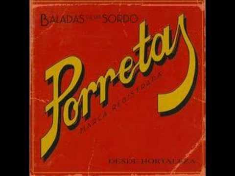 Thumbnail of video LOS PORRETAS:  JODIDO FUTURO (homenaje a Rober, cantante y guitarrista del grupo)