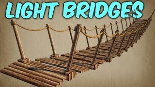 ►Predstavenie Módov◄ Light Bridges and Gates Mod ● by Expl0ited [SK HD]