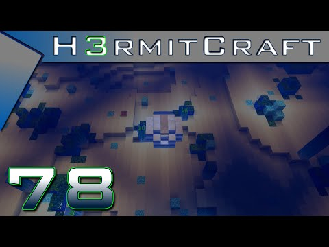 HermitCraft 3 Amplified ~ Ep 78 ~ Under the Sea!