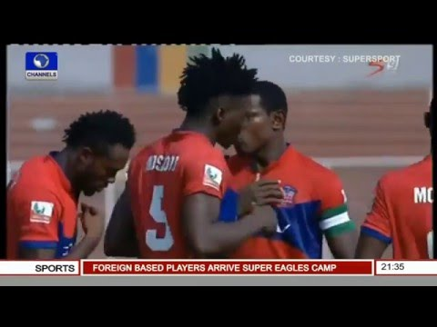 Sports Tonight: Discussing Nigeria Football Development
