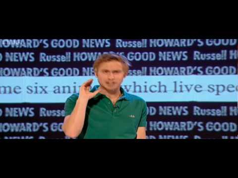 Russell Howard's Good News - Funny Clips