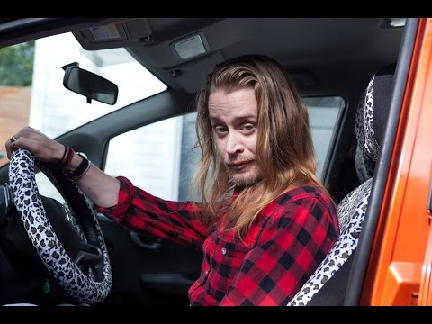 ":DRYVRS Ep. 1 ""Just Me In The House By Myself"" starring Macaulay Culkin"