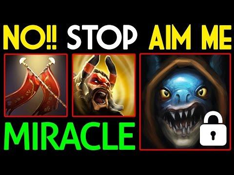 Miracle- [Slark] No!!! Stop Aim Me Dude 7.05 Dota 2