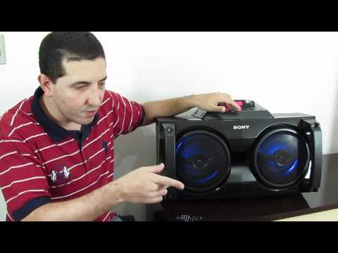 #ResterTECH S02E07 - Review Mini System Sony FST-GTK1i