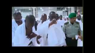 Le Président Macky Sall à la Mecque