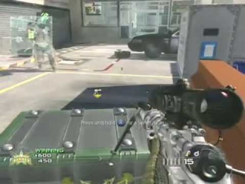Call of Duty: Modern Warfare 2 (MW2) Glitches - Unlimited Care Package Glitch - After 1.08 Patch