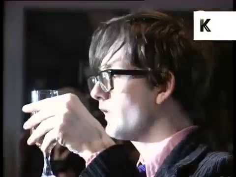 1996 Jarvis Cocker Press Conference Following Michael Jackson Stage Invasion