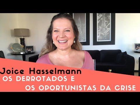 #JornalDaJoice: OS DERROTADOS E OS OPORTUNISTAS DA CRISE thumbnail