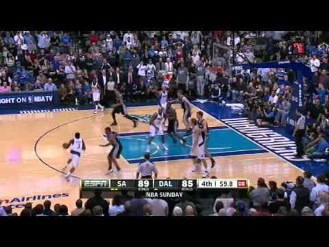 Spurs vs Mavericks