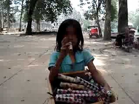 Cambodian Girls Got Skill video