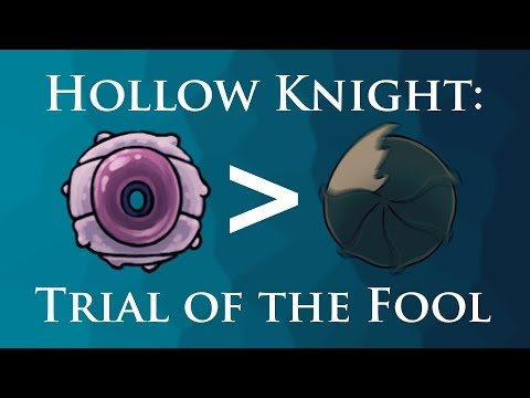 Hollow Knight: Trial of the Fool Guide [1.2.2.1]