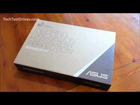 ASUS VivoBook F202 / X202 *Unboxing* Part 1 - TechTestDrives   HD