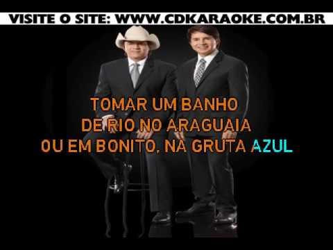 Chitaozinho & Xororó & Fernando E Sorocaba   Do Tamanho Do Nosso Amor