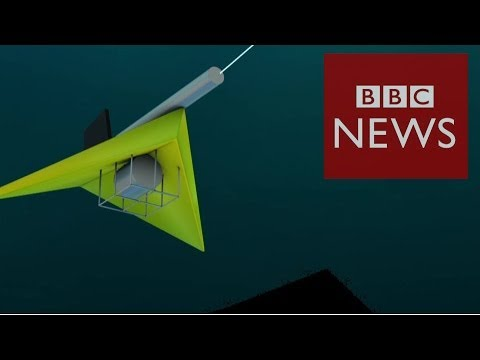 Pinger locator used to find the Malaysia Airlines black box - BBC News