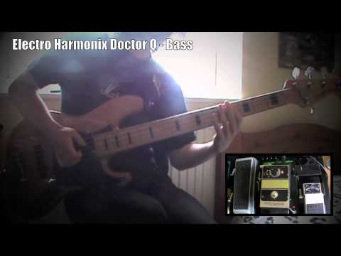 Electro Harmonix Doctor Q Pedal - Bass!!! - Ben Wilshire