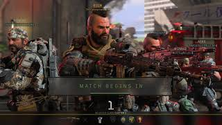 XBOX ONE X Call of Duty  Black Ops 4 MULTIPLAYER GAME PLAY