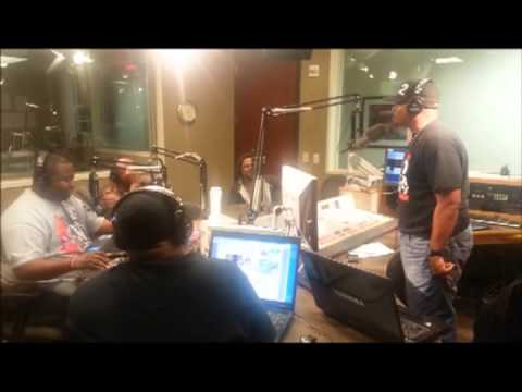 Breaking News from The Antonio Johnson Show: Deitrick Haddon...