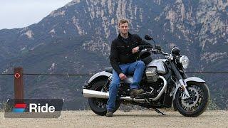 Moto Guzzi California Ride
