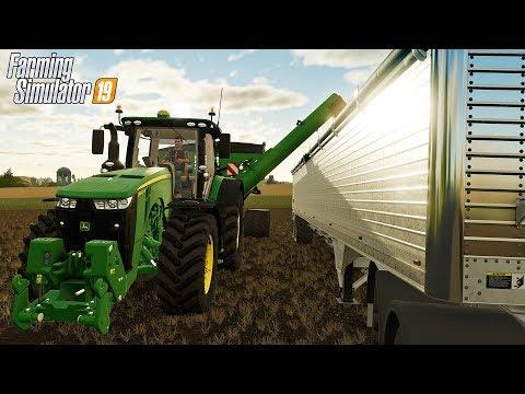 Reaction auf  FS 19 Trailer - Meinung, Neue Features, Tiere, John Deere - LS 19 Trailer