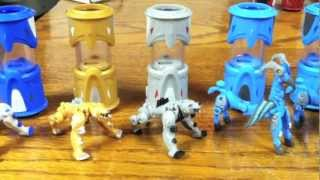 Monsuno Toy Collection Update - 9-28-2012