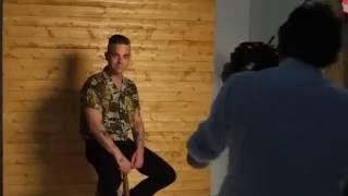 Robbie Williams photoshoot new album 2016