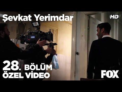Şevkat Yerimdar 28. Bölüm kamera arkası görüntüleri yayında!
