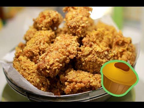 Куриные крылья KFC (привет Пикабушникам!)