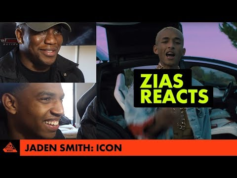🔥🤘 REACTION! 🤘🔥 Jaden Smith - Icon