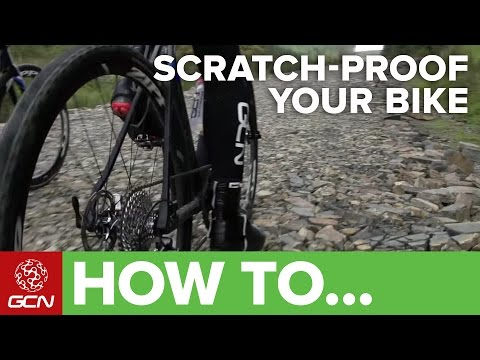 How To Keep Your Road Bike Scratch-Free   Prevent Cable Rub & Stone Chips