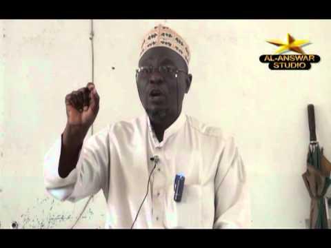 Sheikh Swaleh Ibrahim - KWA NINI TUSIMSHUKURU ALLAH