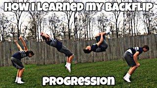Backflip Progression!